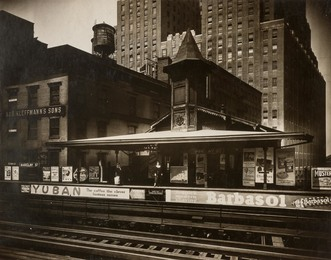 Barclay Street Station, New York