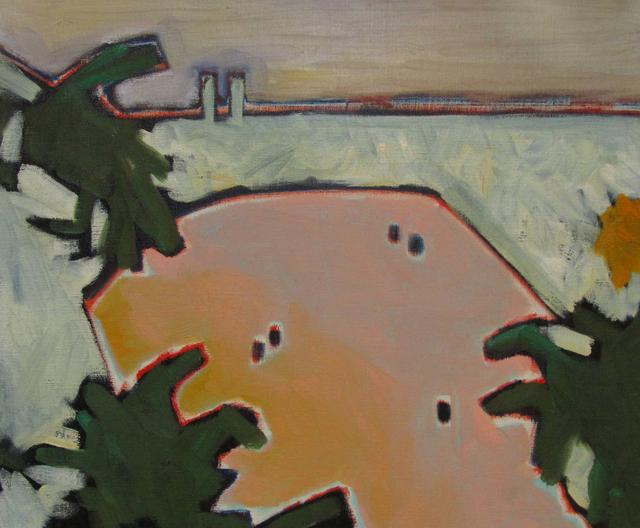 , 'Guell Park,' 2018, Agora Gallery