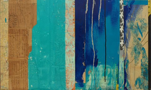 Glen Moriwaki, 'Untitled (Blue Kauai)', 2017, Dab Art