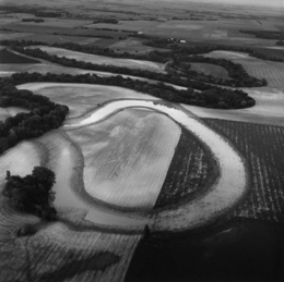 , 'Solomon River, Oxbow,' 1990, Yancey Richardson Gallery