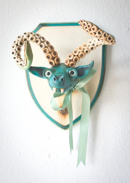 Valency Genis, 'Ocho Calamari', 2019, Haven Gallery