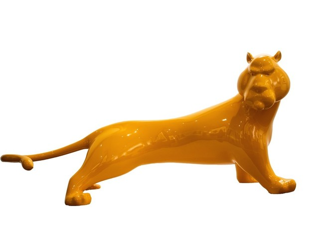 Zou Liang 邹亮, '12 Chinese Zodiac - Tiger', 2013, Sculpture, Bronze, Art WeMe Contemporary Gallery