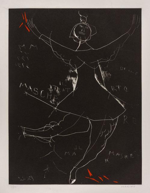 Marino Marini, 'Danza minima II', 1973, ArtRite