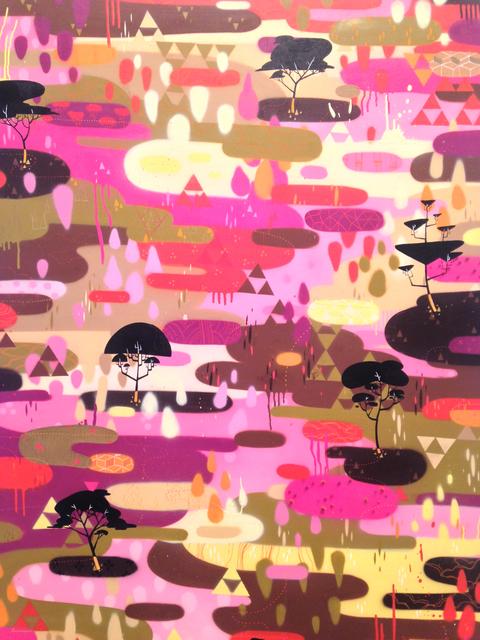 , 'Macrosistema,' 2010, Marsiaj Tempo
