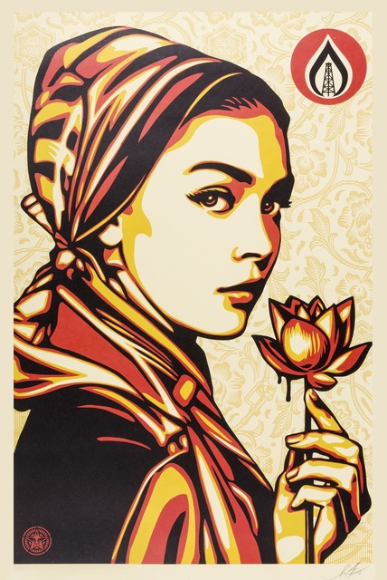 Shepard Fairey (OBEY), 'Natural Springs', 2016, Forum Auctions