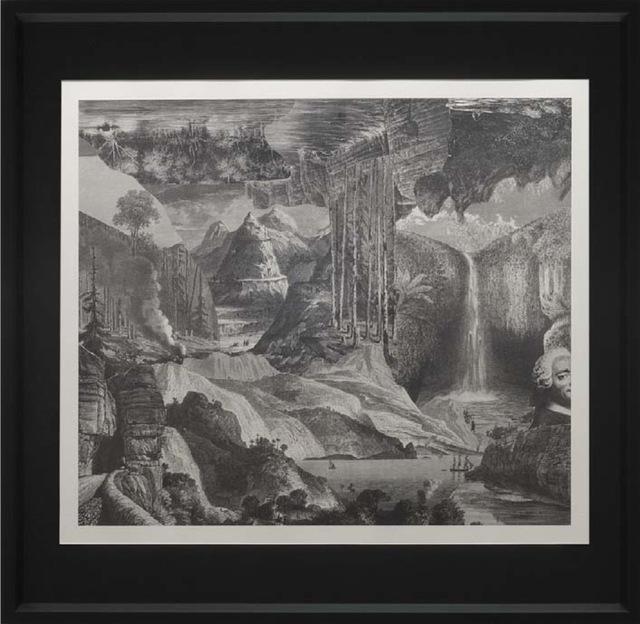 , 'BİR CENNET İÇİN ESKİZLER: NOVA ATLANTİS / SKETCHES FOR A PARADISE: NOVA ATLANTIS,' 2013, RAMPA