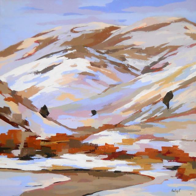 Hadley Rampton, 'Trois', 2016, Painting, Oil, Abend Gallery