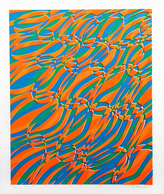 , 'II from the Aquarius Suite,' 1970, RoGallery