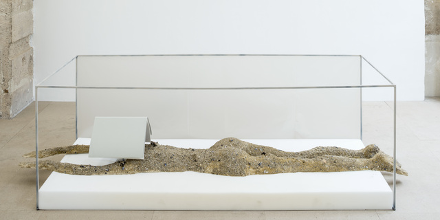 , 'Nageuse au repos,' 2013, Galerie Jocelyn Wolff