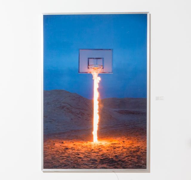 , '1 - Booth C16,' 2018, Joseph Gross Gallery