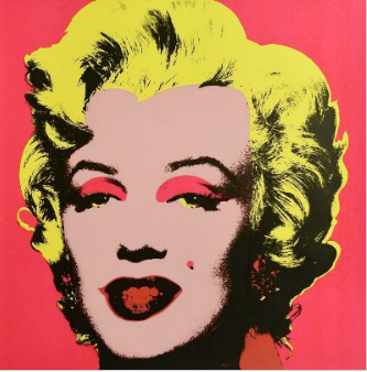 Andy Warhol, 'Marilyn FS 31 (After Warhol)', 1967, Print, Silkscreen printed in colors, West Chelsea Contemporary