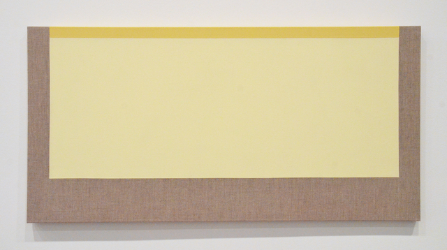 , 'Yellow and Yellow,' 2018, Minus Space