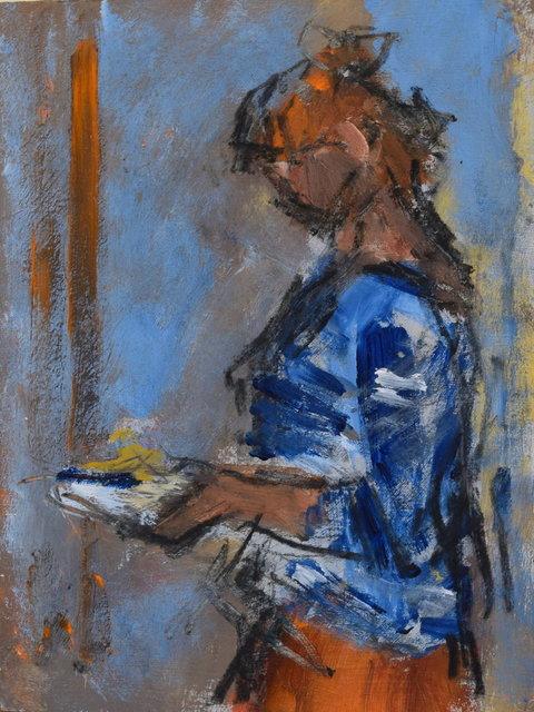 , '365 Waitress: Alice Springs,' 2017, Gateway Gallery