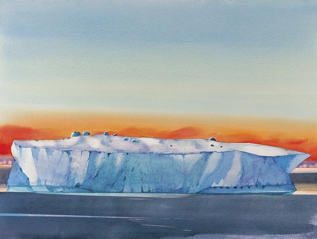 , 'Arthur Harbor, Antarctica ,' , Dowling Walsh