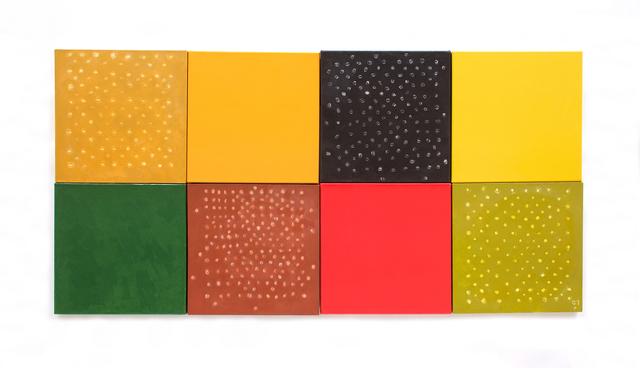 , 'Joy (Beans and Fruit),' 2017-2018, Carter Burden Gallery