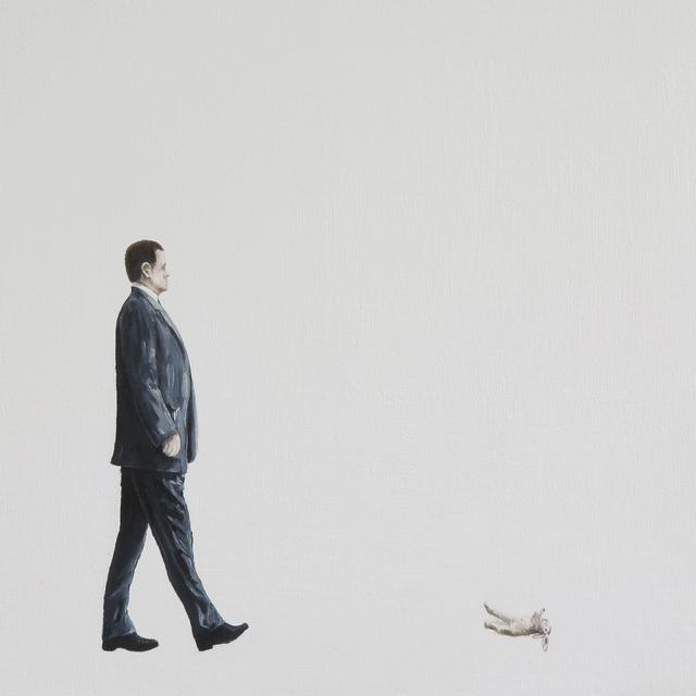 """, 'Still Life Series """"Abandoned Bunny"""",' 2015, Beatriz Esguerra Art"""