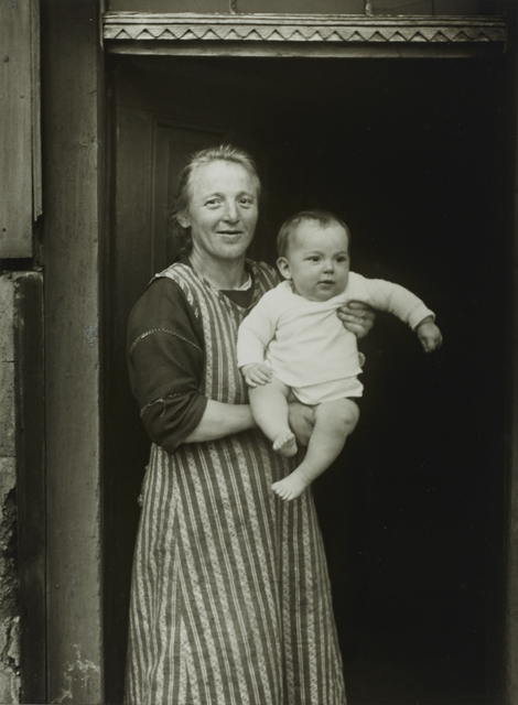 , 'II/10/13 Working-Class Mother,' 1927, Galerie Julian Sander