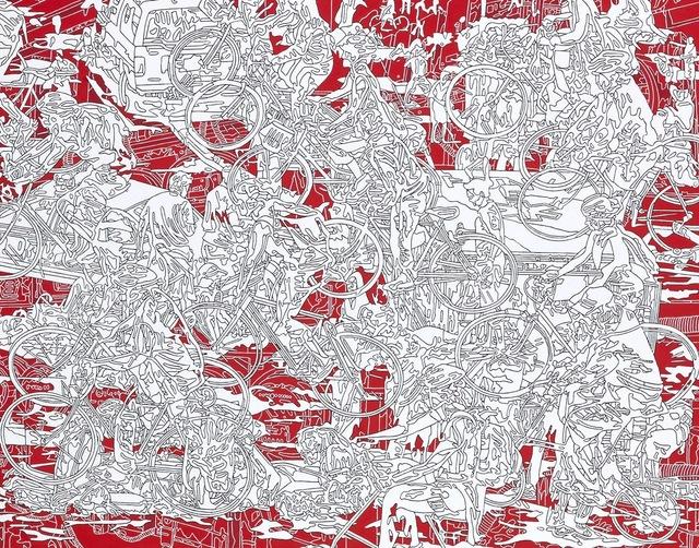 , 'Park-r-1,' 2015, Susan Eley Fine Art