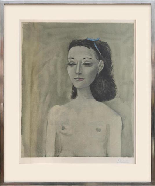 Pablo Picasso, 'Nusch Eluard', ca. 1950, Tanya Baxter Contemporary