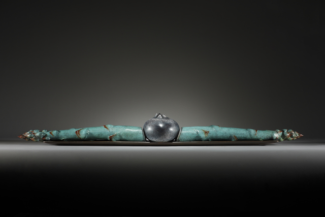 , 'Blueberry Boat,' 2018, Caldwell Snyder Gallery