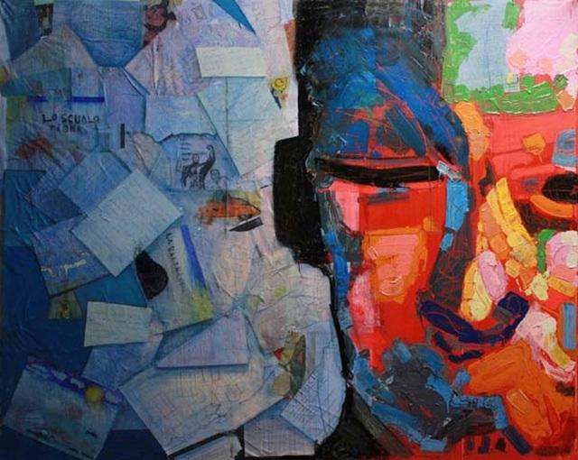 , 'Compiti Per Casa,' 2014, Bill Lowe Gallery
