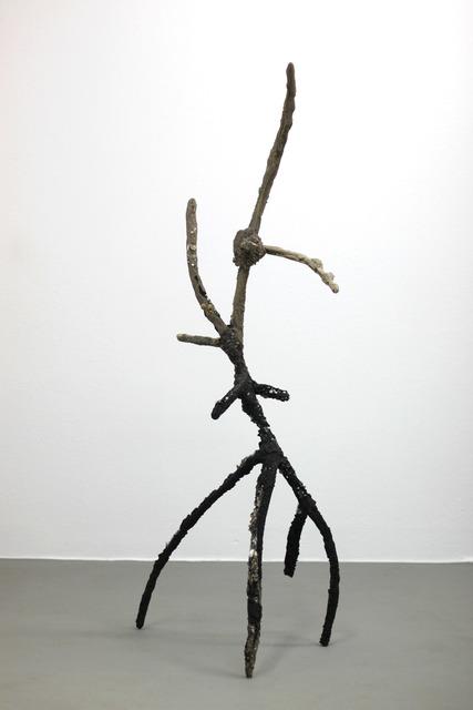 , 'fulguritus alrighti,' 2018, Galerie Guido W. Baudach