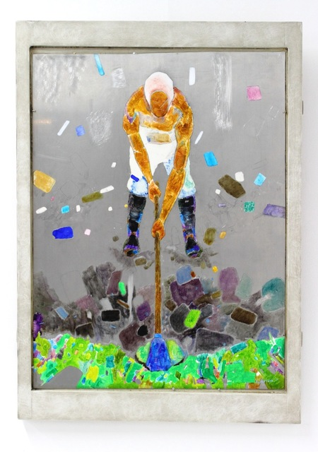 , 'Plowman,' 2014, LUCH Gallery