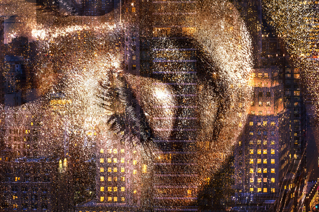 David Drebin, 'Golden Eye.', 2017, Galleri GKM