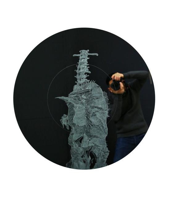 , ' Cognition. Belief 2 认知.信仰 2,' 2017, Art+ Shanghai Gallery