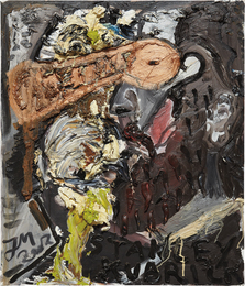 Jonathan Meese, 'Dr. Kubroz (Sankt Maria Pfarr),' 2002, Phillips: 20th Century and Contemporary Art Day Sale (February 2017)