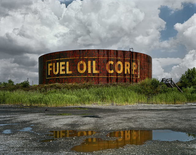 Andrew Moore, 'Fuel Oil, River Rouge, MI', 2008, David Klein Gallery