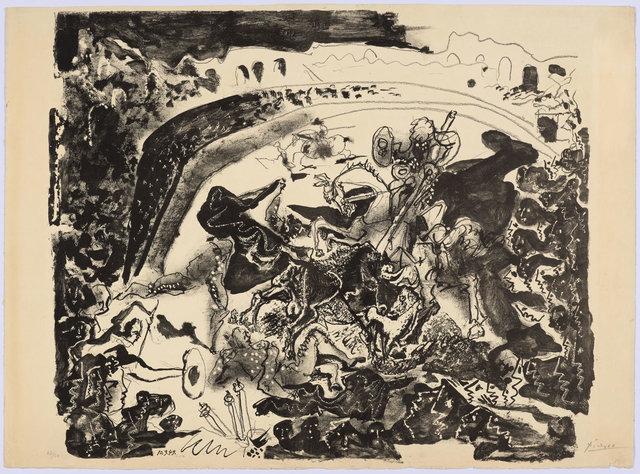 Pablo Picasso, 'Le Grande Corrida', 1949, Koller Auctions