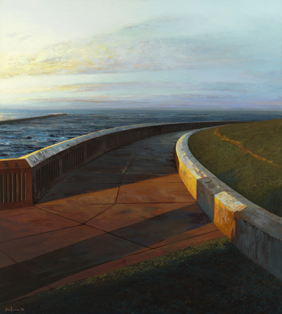 Santana, 'Path and Lake', 1996, Gallery Victor Armendariz