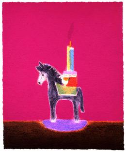 Donkey Candlestick
