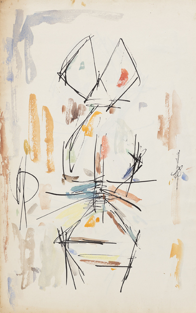 , 'Untitled (Figure 9),' ND, Aicon Gallery