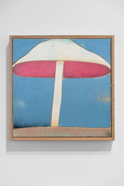, '(mushroom),' 2018, Gallery 16