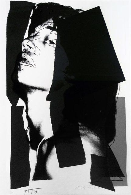 Andy Warhol, 'Mick Jagger [II.144]', 1975, Soho Contemporary Art