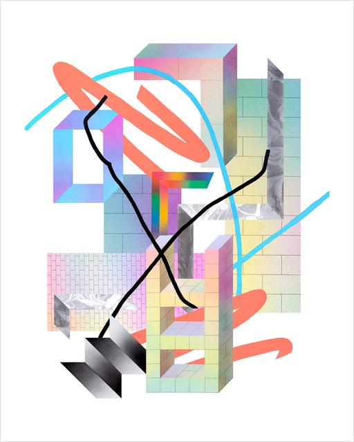 , 'Abundant Plains Recut,' 2017, Tempe Digital