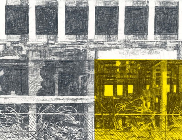 , 'Lab Test VI,' 2018, Pan American Art Projects