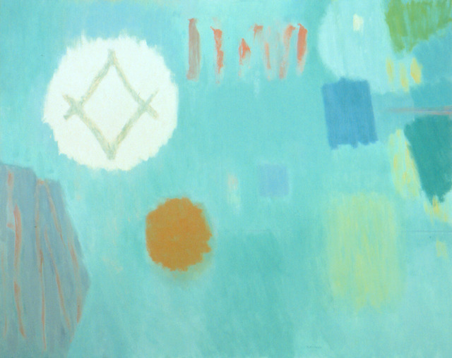Jacob Kainen, 'Pilot XIX', 1988, Painting, Oil on linen, Hemphill Artworks