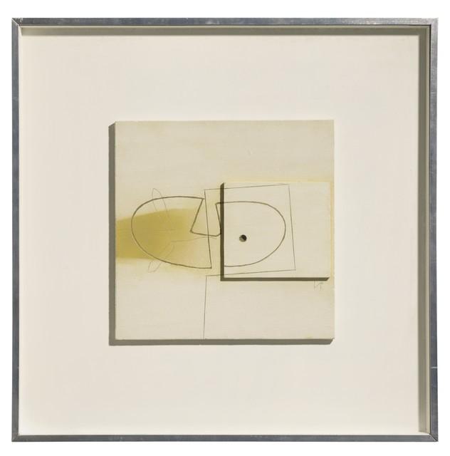 , 'Linear Image,' 1980, Osborne Samuel