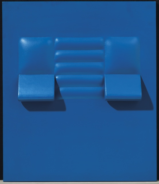 , 'Blu,' 1966, Opera Gallery