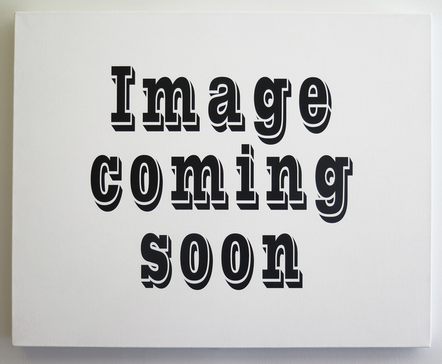 , 'Image Coming Soon,' 2007, Resource Art