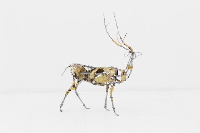 , 'Muwa IV,' 2018, Saskia Fernando Gallery