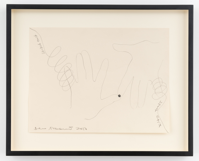 Marina Abramović, 'Untitled', 2017, Independent Curators International (ICI) Benefit Auction