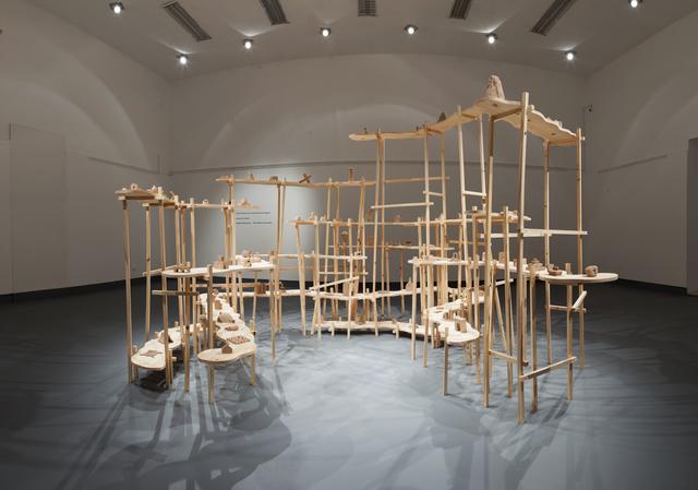 , 'Teatro Mundi,' 2017, LA ARTE