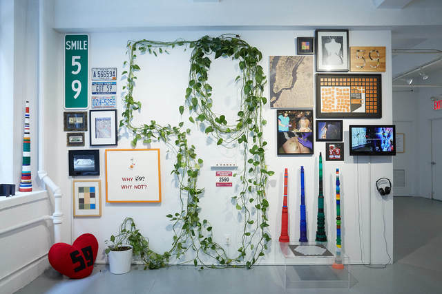 , 'Plant Typography,' 2008-on going, EFA Project Space