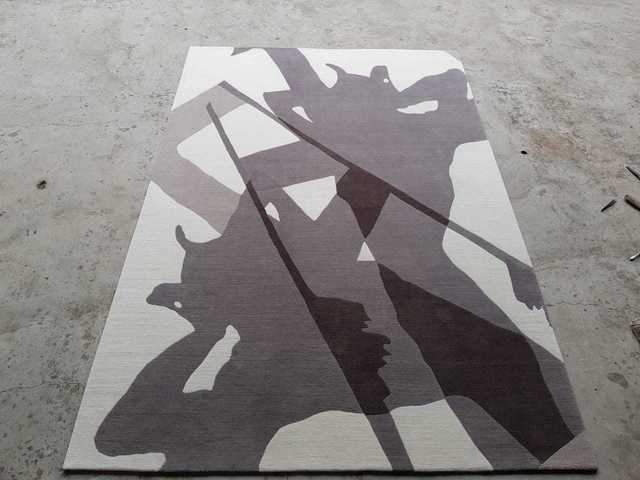 , 'Shadow Carpet,' 2018, Equator Production