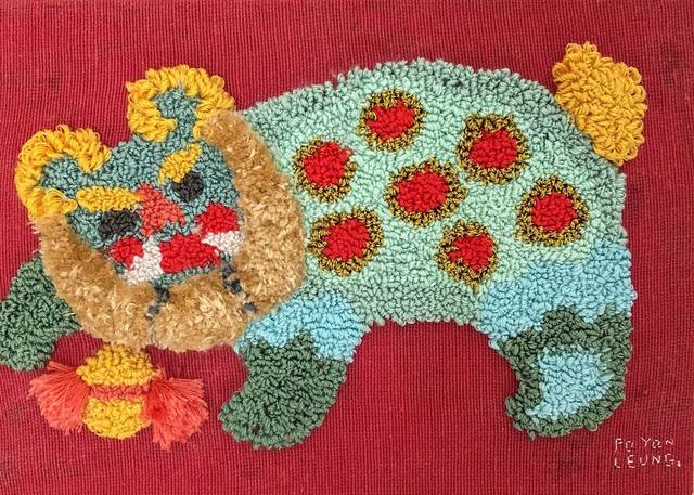 , 'Foo Dog,' 2017, Flower Pepper Gallery