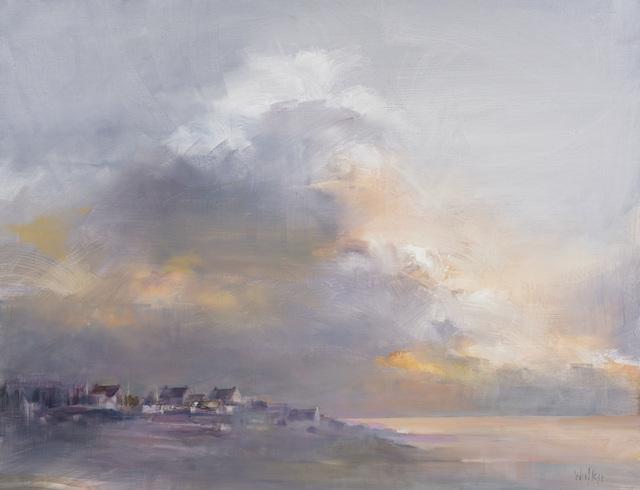 , 'Dawn, Islay,' 2017, Thackeray Gallery